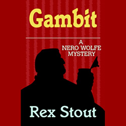 Gambit Audiobook By Rex Stout cover art