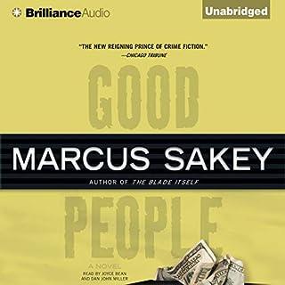 Good People audiobook cover art