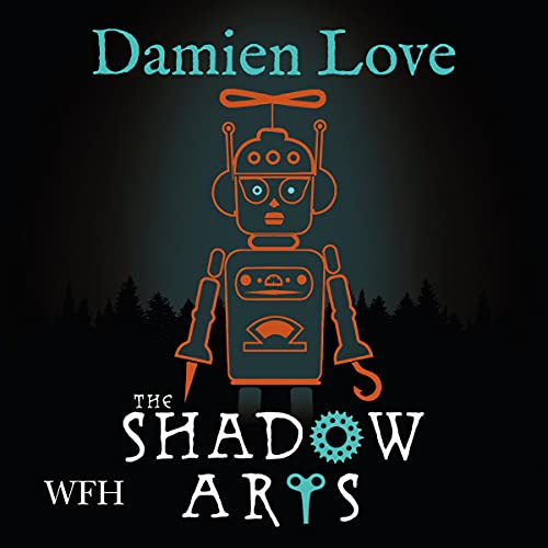 The Shadow Arts cover art