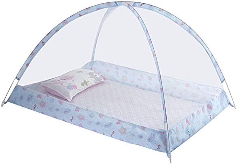 Mosquito Net For Baby Toddlers WDDH Anti Mosquitos Bed Bottomless Tents Nursery Bedroom Nets 35 4 47 2 Small Summer Sleeping Mosquito Netting Folding Portable For Outdoor Travel Blue