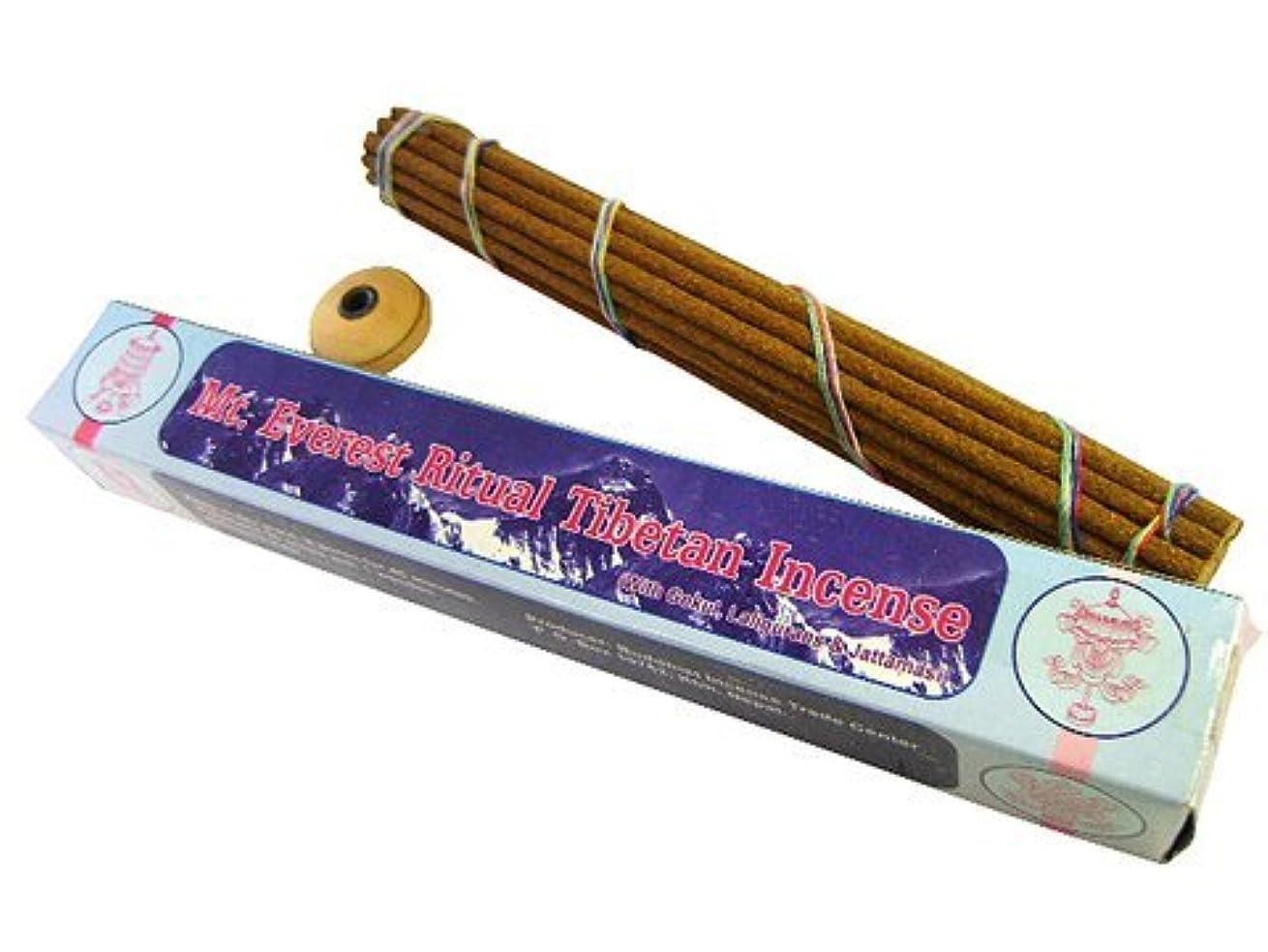に渡って商品好意的NEPAL INCENSE 【Mt.Everest Ritual Tibetan Incenseマウントエベレストリチュアル】