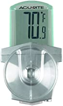 AcuRite 00799HDSBA1  00799 Digital Outdoor Window Thermometer, White