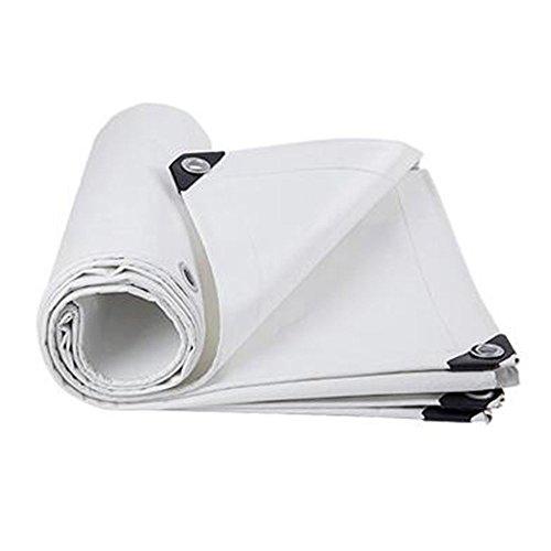 Dongyd Isolation de linoléum de bâche de Tente de Toile de Oxford de Toile de bâche imperméable de bâche de Soleil de Toile imperméable de Tissu de Protection Contre la Pluie