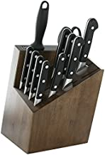 ZWILLING J.A. Henckels Zwilling Pro 12 Piece Block Knife Set, Black