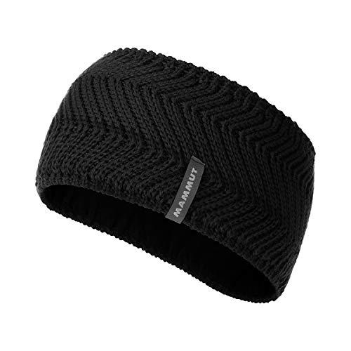 Mammut Alvier Headband, Black, one Size
