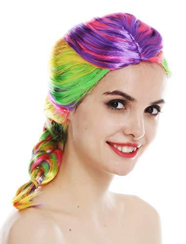 comprar pelucas arcoiris online