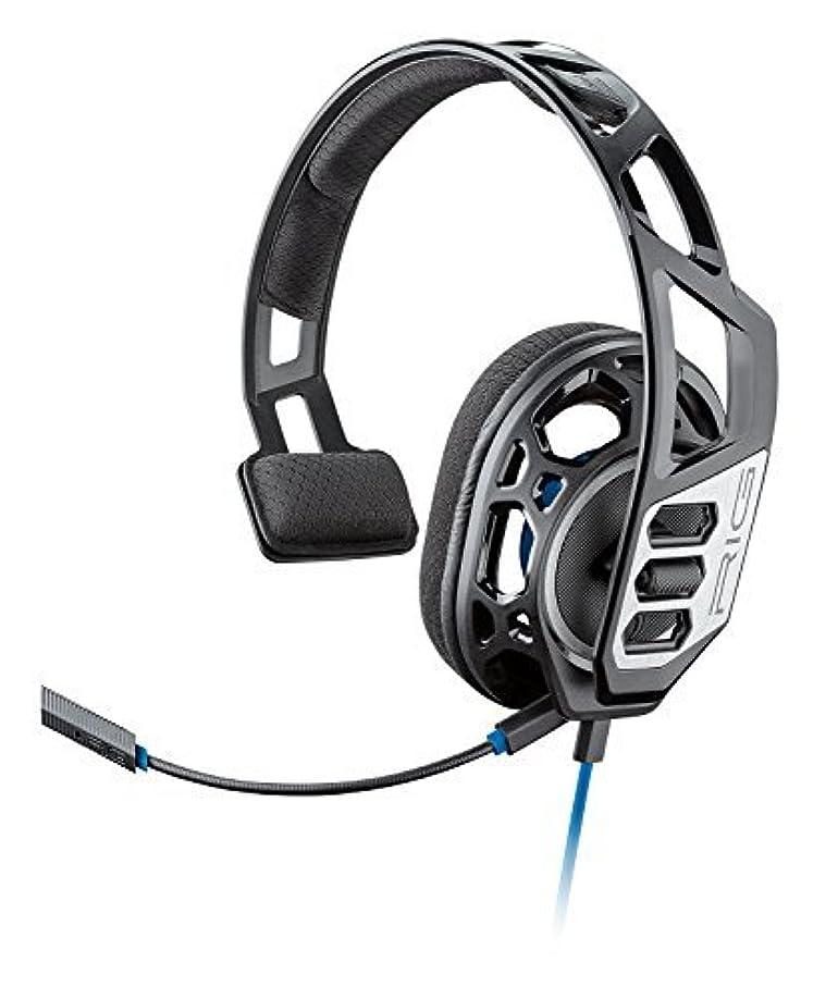 株式会社技術者メーターPlantronics Gaming Headset, RIG 100HS Gaming Headset for Playstation 4 with Open Ear Full Range Chat [並行輸入品]