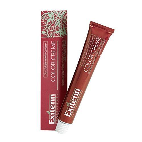 Exitenn, Negro, Creme 60 ml, Color 8.9 Tabaco Claro (89)