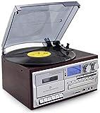 Registro Jugador Turnatible Vinyl Record Reproductor Player