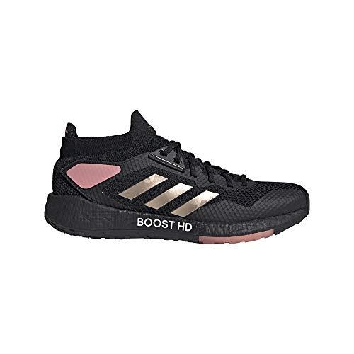 adidas PULSEBOOST HD W, Zapatillas Mujer, NEGBÁS/COBMET/ROSGLO, 40 EU