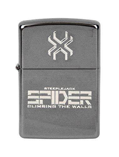 SK11 SPIDER Zippo(ジッポー) ライター 黒 USA本国認定