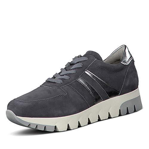 Tamaris Damen 1-1-23741-25 Sneaker, grau, 36 EU
