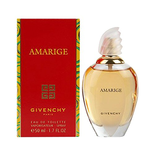 Amarige von Givenchy – Eau de Toilette EDT – Spray 50 ml.