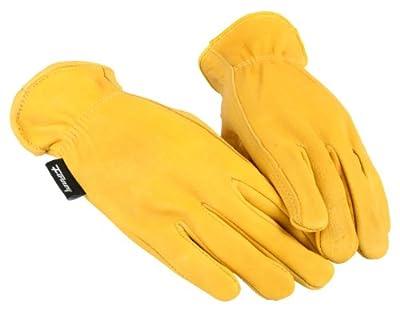 Forney Deerskin Leather Driver Premium Full Grain Women's Gloves