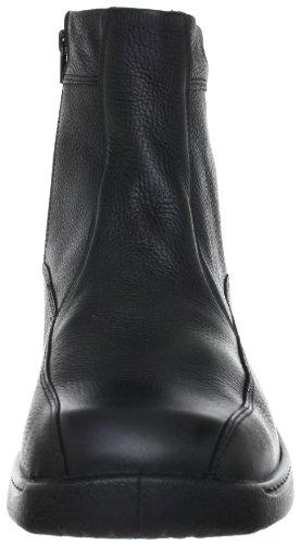 Jomos Feetback, Herren Warm gefütterte Schneestiefel, Schwarz, 42 EU - 2