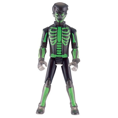 Bandai – Ben 10 – Ben Rayon X – Figurine Fluorescente 10 cm (Import Royaume Uni)