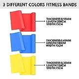 Zoom IMG-2 martiount bande elastiche fitness fascia