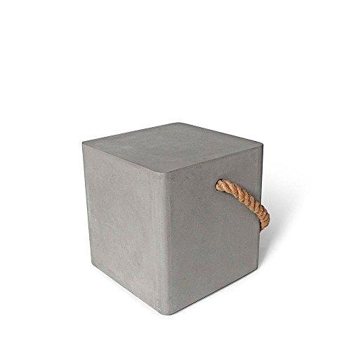 Lyon Beton Concrete Soft Edge Kruk Wielen & Touw