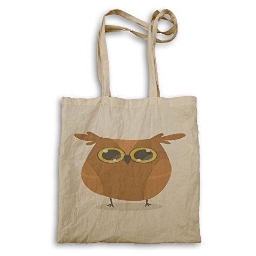 Mignon Smart Owl drôle Sac à main v706r