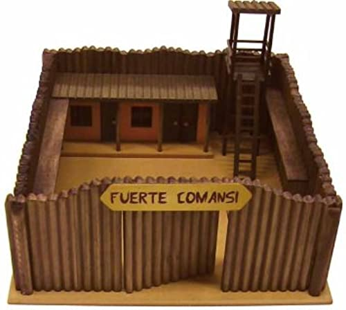 Cohommesi Nouveau Fort, Playset de Action (c20130)