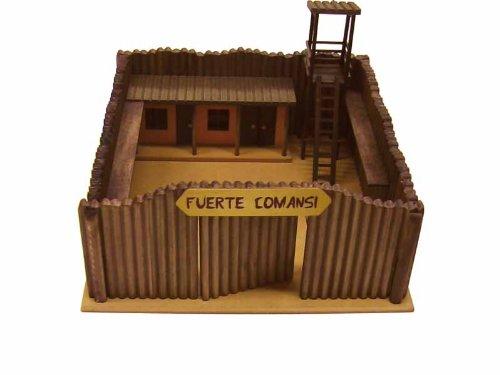Comansi - Nuevo Fuerte, playset de acción (C20130)