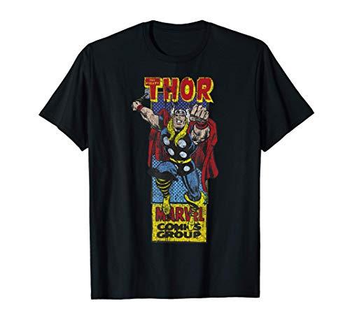 Marvel Comics Mighty Thor Camiseta