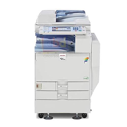 Buy Ricoh Aficio MP C4501 Tabloid/Ledger-Size Color Laser Multi-Function Copier - 45ppm, Copy, Print...