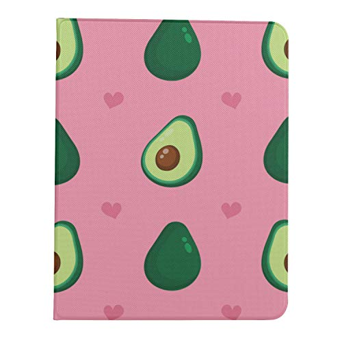 ZHANGhome Case For Ipad Pro 11 Inch 2nd & 1st Generation 2020/2018 CasesForIpadpro Avocado Cartoon Fruit IpadPro11CaseForWomen Support Ipad 2nd Gen Pencil Charging