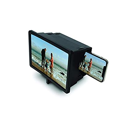 The Big Picture Smartphone Magnification System Viewing Screen That is Two Times Bigger Cell Phone Magnifier 3D Screen Enlarge Video Movie by Uncommon Slate