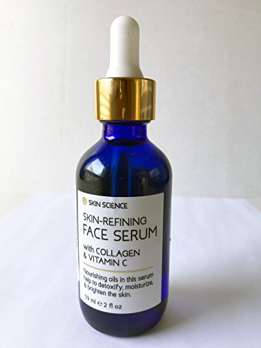 Skin Science - Skin-Refining Face Serum with Collagen & Vitamin C