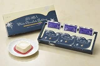 白い恋人 ホワイトチョコレートプリン