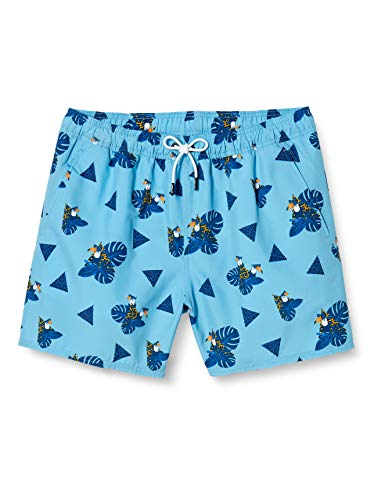 Oakley Herren Tropics 16 Beach Short Badehose, Toucan Blue Aviator, X-Groß