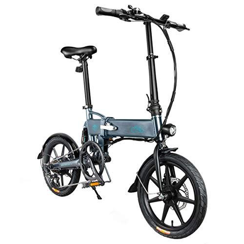 Befily FIIDO Vélo électrique D2S - Vélo Pliant en Alliage daluminium à Vitesse Variable, 250 W,...