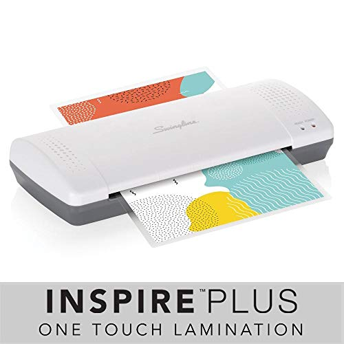Swingline Laminator, Thermal, Inspire Plus Lamination Machine, 9 inches Max Width, Quick...