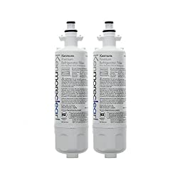 kenmore 46 9690 refrigerator water filter clear 2 pack