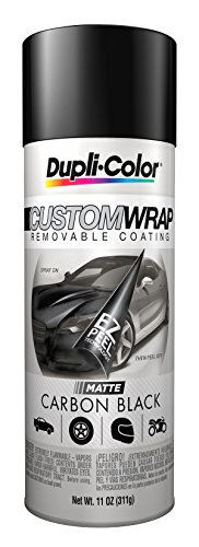 Dupli-Color CWRC794-6PK Custom Wrap Removable Coating - 11 fl. oz, (Pack of 6)