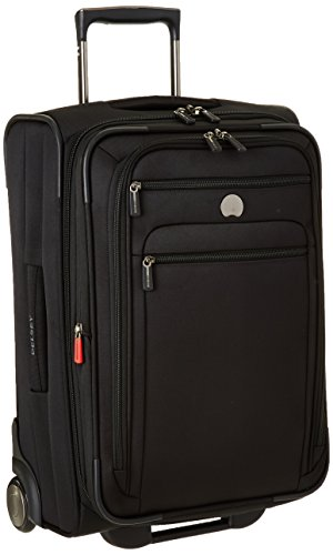 DELSEY Paris 2-Wheel Carry-on, Black