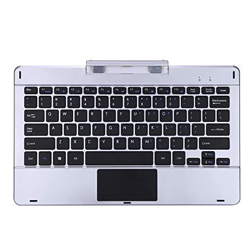 BEESCLOVER Teclado Externo magnético para Tablet para Jumper Ezpad 6 Pro / 6S Pro Silver