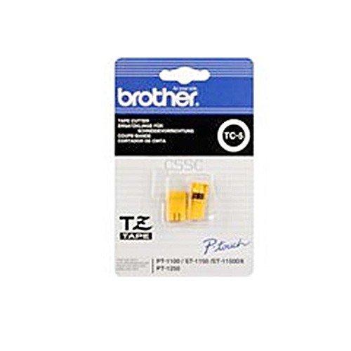 Ersatzklinge für Brother P-Touch 1290 Beschriftungsgerät, Tape Cutter, Ersatzmesser, Schneidemesser