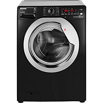 Hoover DXOA69HC3B A+++ Rated Freestanding Washing Machine - Black