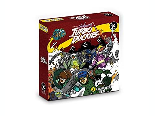Undercover Turbo Duckies - Versión francesa