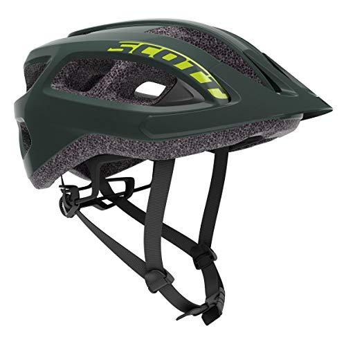 Scott Supra MTB Fahrrad Helm Gr.54-61cm grÃŒn 2021