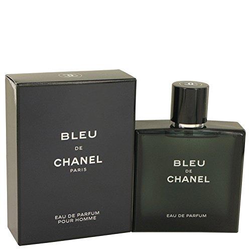 Bleu de Chanel di Chanel–Eau de Parfum Spray 50ml per gli uomini