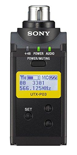 Sony UWP-D Plug-On Sender mit XLR (Frequenzversion 21-29, 470 MHz bis 542 MHz)