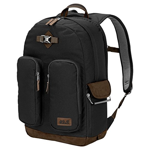 Jack Wolfskin 7 Dials Photo Pack Kamerarucksack, Black, ONE Size