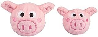 pig toy dog