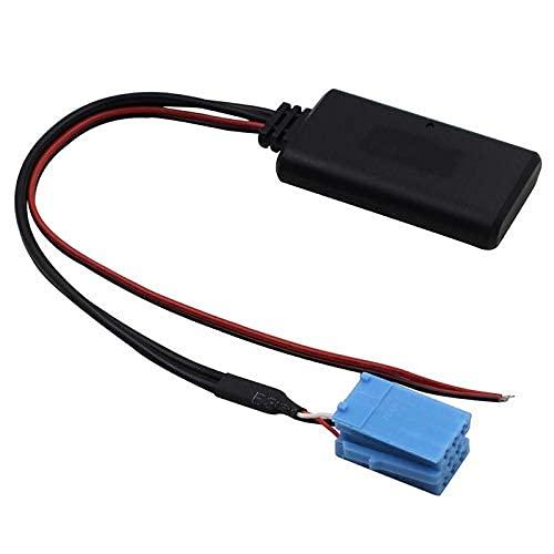 DealMux Auto AUX Cable Wireless radio AUX cable para Chorus 2 Concert 1 2 Symphony 1 para Blaupunkt CD Receiver