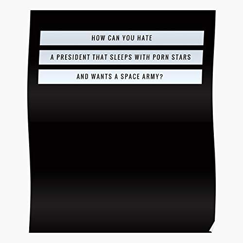 fashionAAA Supporter Space Stars and Force Porn Poster, Das eindrucksvollste und stilvollste Poster für Innendekoration, das derzeit erhältlich ist