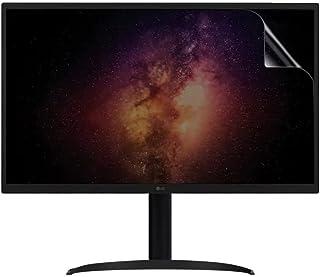 Celicious Levande osynlig glansig HD skärmskydd film kompatibel med LG Monitor UltraFine OLED Pro 32 32EP950 [2-pack)