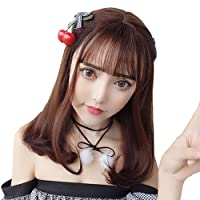 KaieeKeio フルウィッグ セミロング カツラ ストレート ウィッグ レディース ウィッグ 女装 医療用
